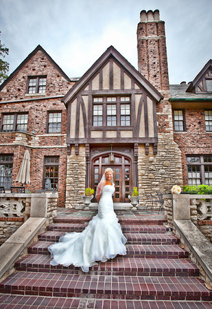 Madalyn's Bridals - HARWELDEN MANSION