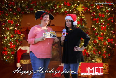 The MET Holiday Party 2017