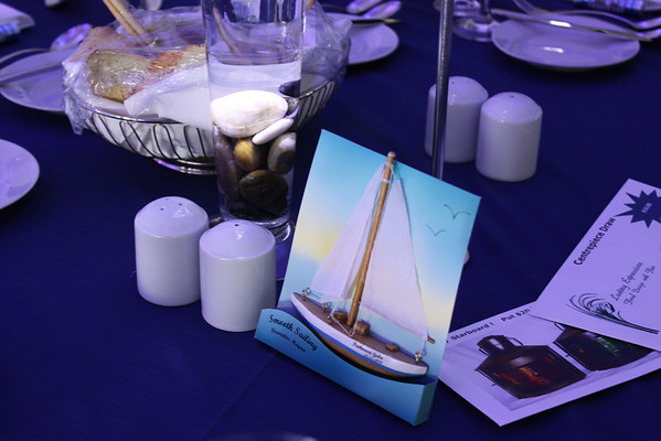 "The Parkwood Foundation ""Come Sail Away"" 2012 Benefit Gala"