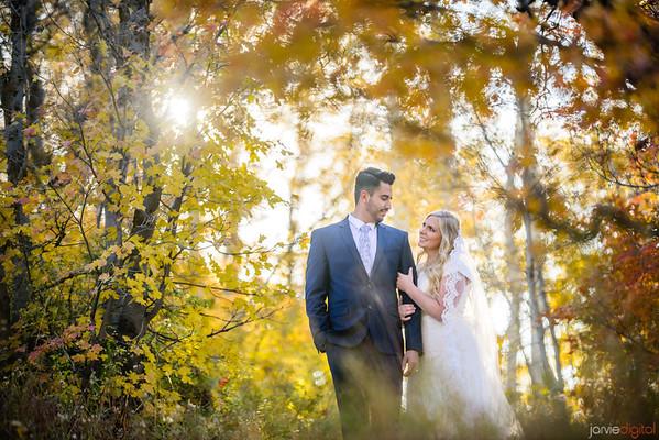 Fall Bridals and Formals