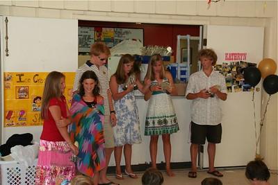 2008 SouthPark Swim Awards Banquet
