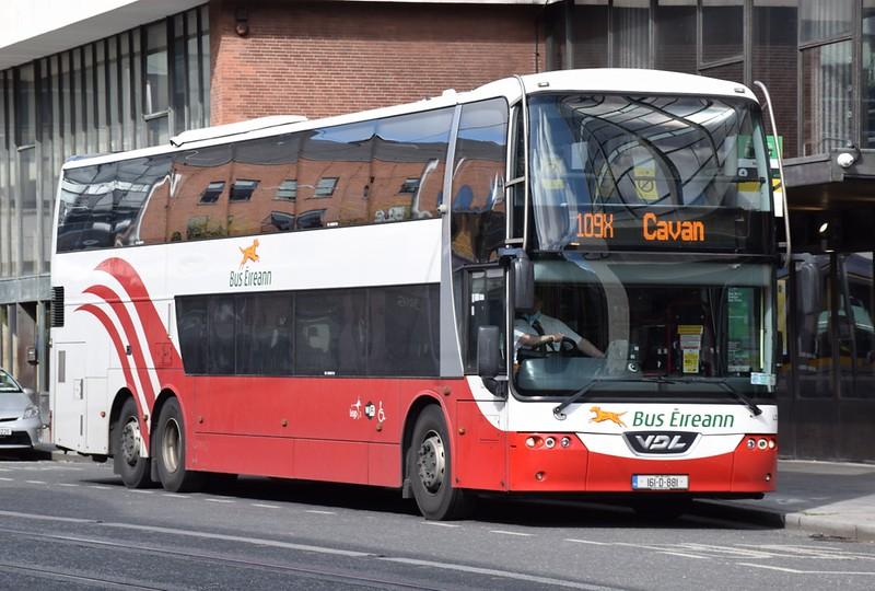 LD313 Busáras 16 May 2021