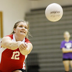 SNHS Volleyball vs Frontier Gallery 2 2008