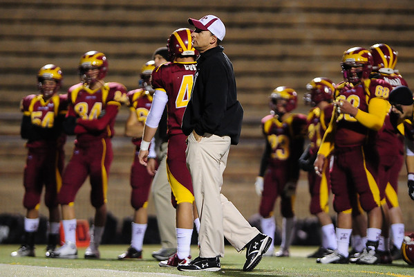 CIF QF, TP vs Carlsbad, pre-game and halftime, 11-26-10