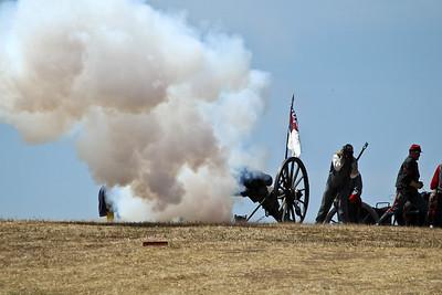 Civil War Reenacment