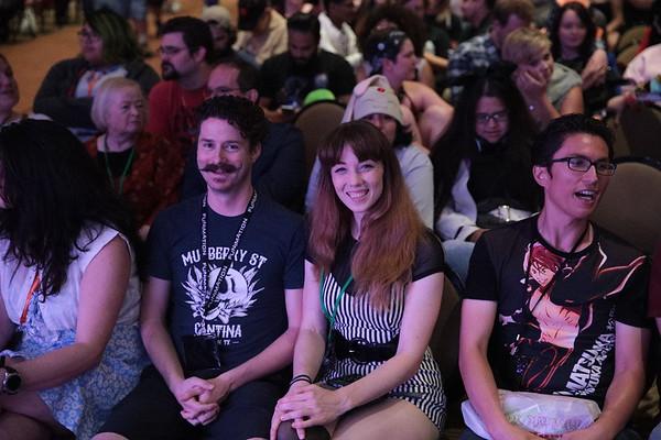 Animefest 2018 opening ceremonies