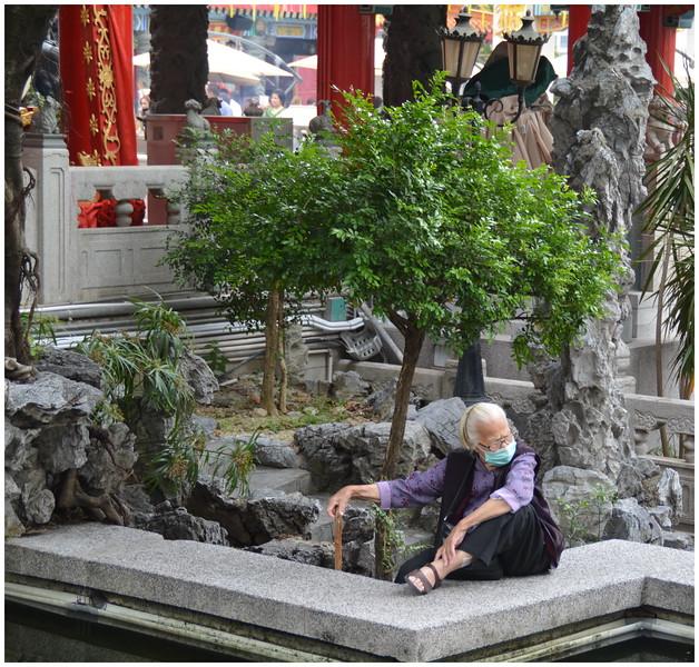 Wong Tai Sin Tempel - Hong Kong 02.JPG