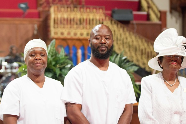 June 5, 2016 Baptism