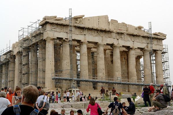 Piraeus, (Athens) Greece -- April 13, 2008 WC