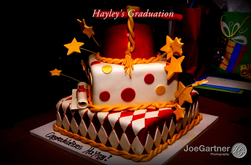 Hayley's Graduation Celebration