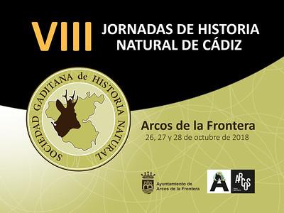 VIII Jornadas. Arcos de la Frontera. 2018
