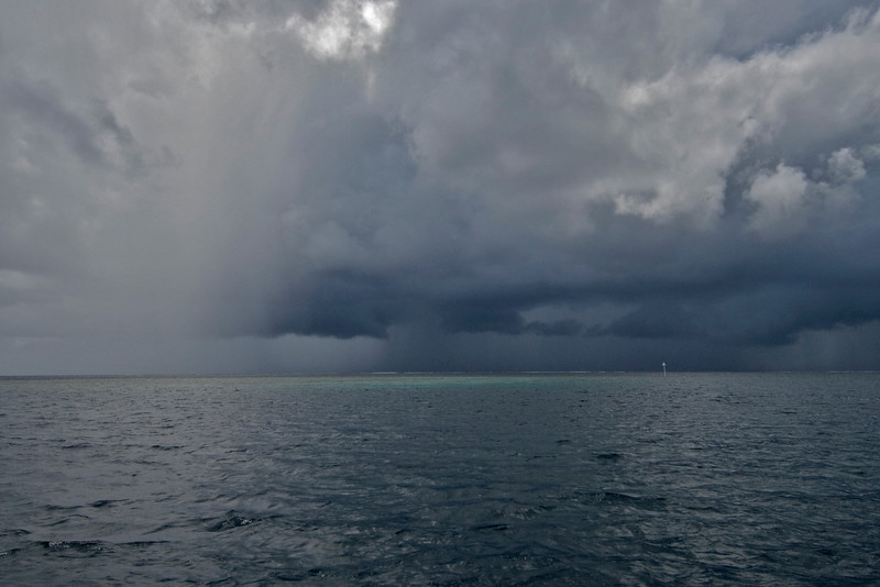 Approaching Storm - Pohnpei, FSM