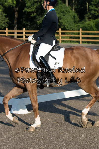 USEF 4 Year Old Test