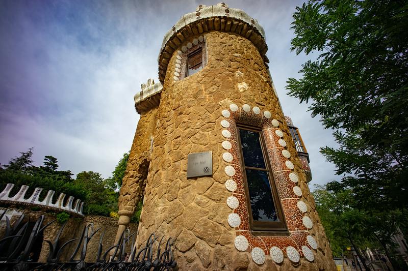Gatehouse, Park Guell