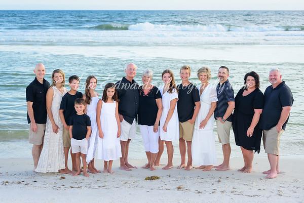 Brandi's family  |  Panama City Beach