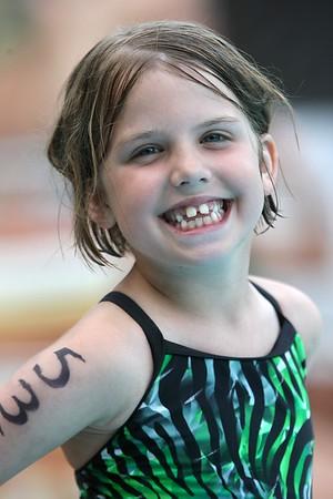 Seven Oaks 2011 Time Trials - Girls
