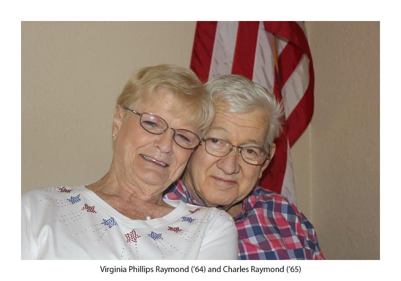 Virginia Phillips Raymond '64 and Charles Raymond '65.jpg