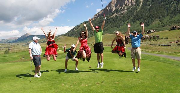 CB Open Golf Tournament 2016