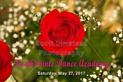 """2017 NorthPointe Dance Academy Presents """"Dance With The Stars"""" (05-17-17)"""