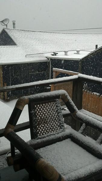 2013-12-10 Snowy Deck