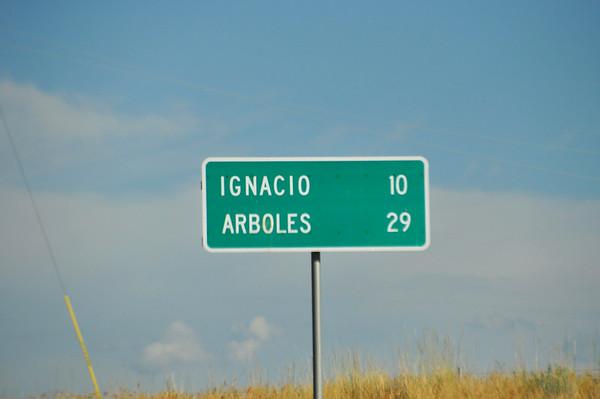 Ignacio, Colorado