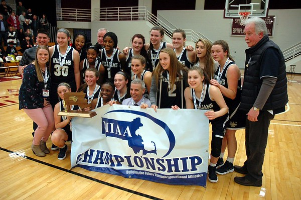 18-03-17 Girls Hoops State Championship Game vs Hampshire