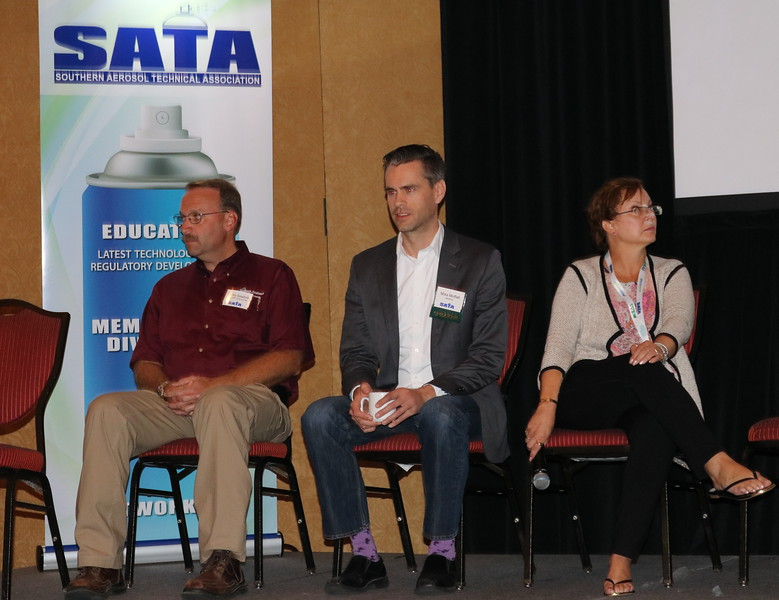 Larry Seabolt, Dr. Mike Moffatt, Lori Parker Regulatory Roundup