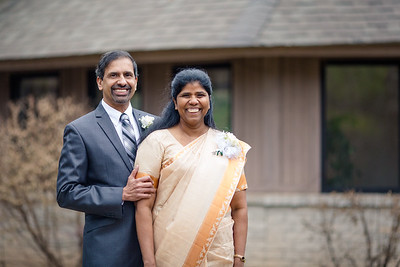 Varughese & Elizabeth | Wedding, exp. 4/18