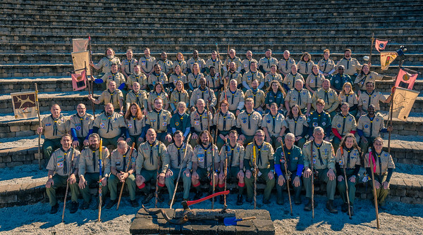 Woodbadge 100
