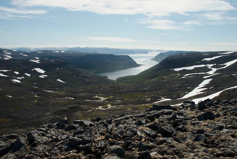 Veiðileysufjörður.