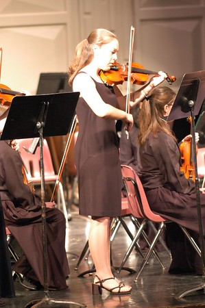 5-25-04 North Farmington High School Orchestra Concert