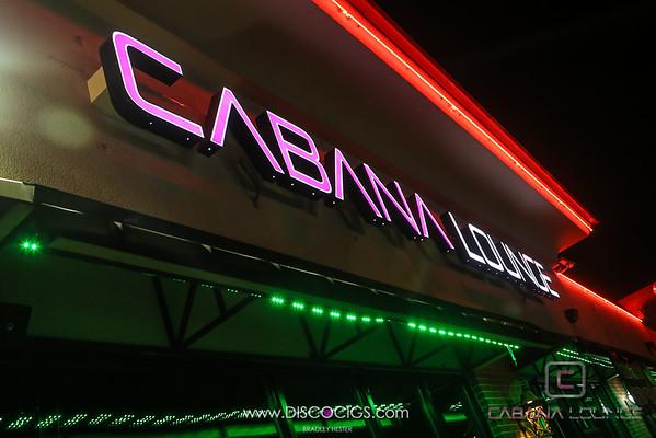 Cabana Lounge Fridays | 3-18-16
