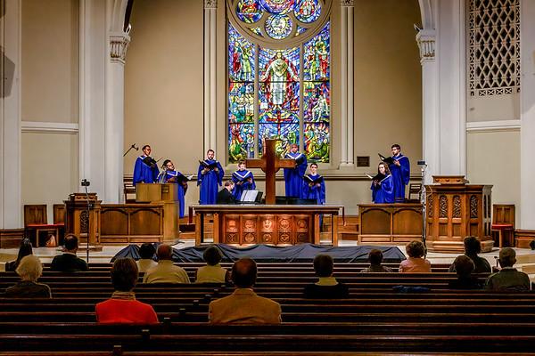 Central Christian Lexington Maunday Thursday 4 1 2021