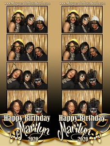 Marilyn's 60th Birthday