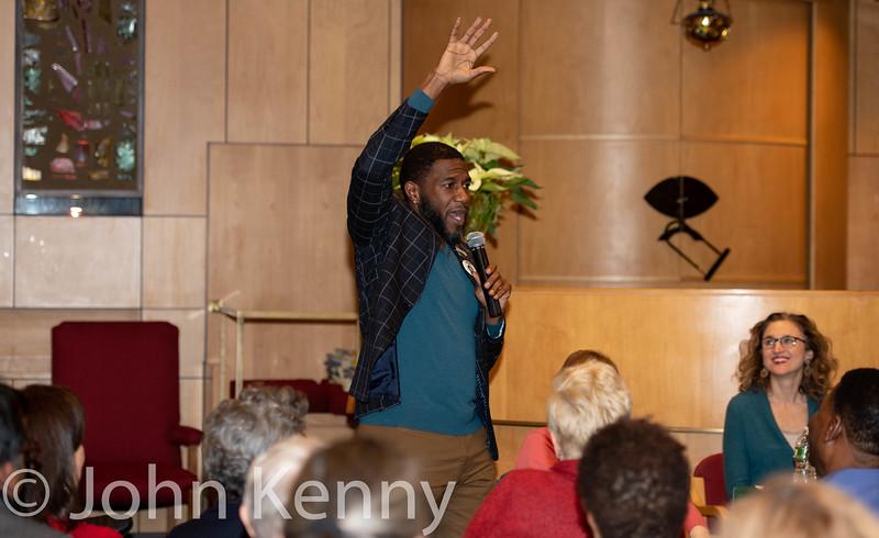 Jackson Heights Forum 1/28/19