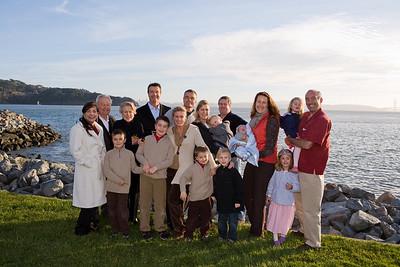 Family Portrait in Bay