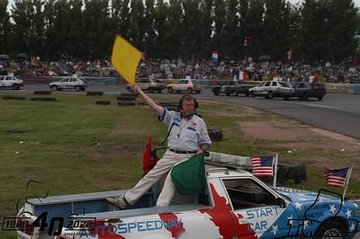 2020 40 Years TWSP; Stockcar Formule 1 @ Warneton Belgie