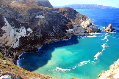 Santa Cruz Island - Scorpion Landing 12/29/15