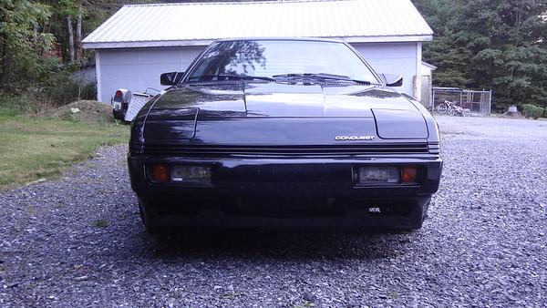 1986 Dodge Conquest