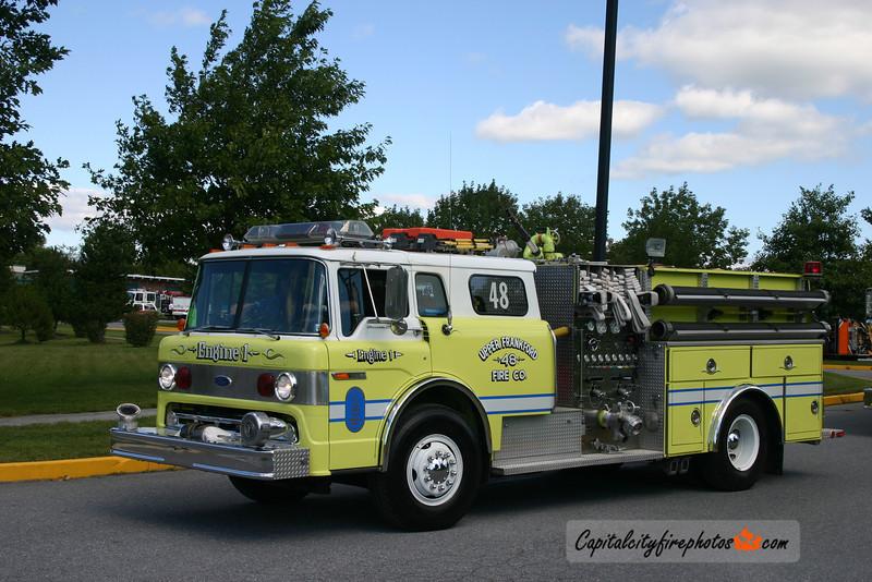 Upper Frankford X-Engine 1-48: 1986 Ford/4 Guys 1250/750