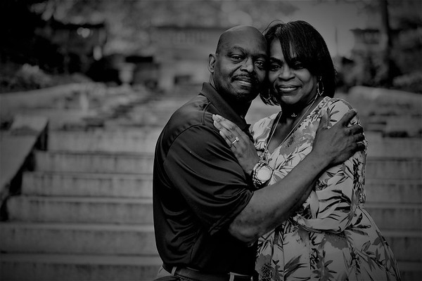 Marie & David's Engagement Shoot!