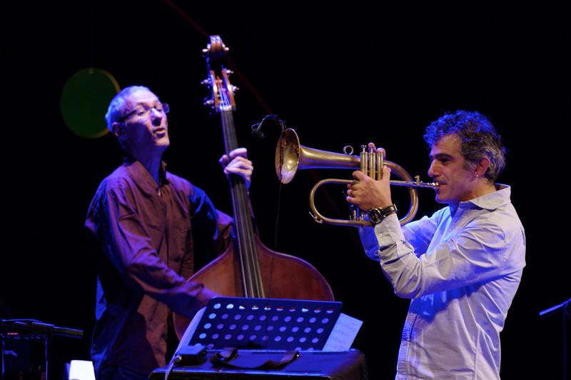 Mauro Battisti e Paolo Fresu