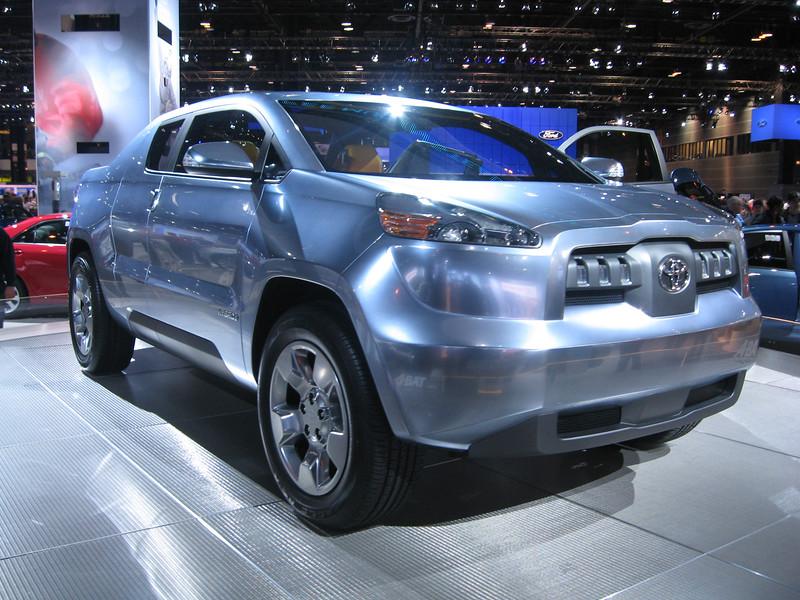 Concept car: Toyota A-BAT