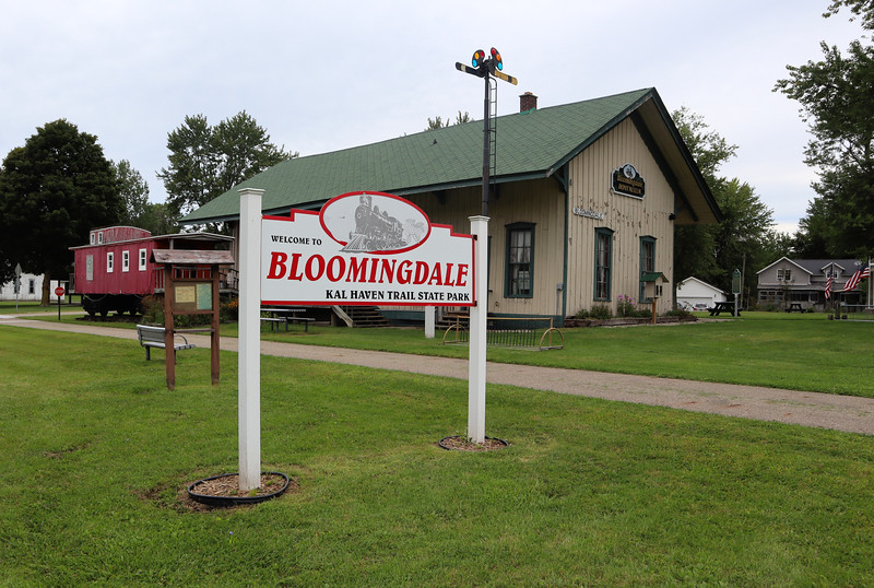 Museum in Bloomingdale