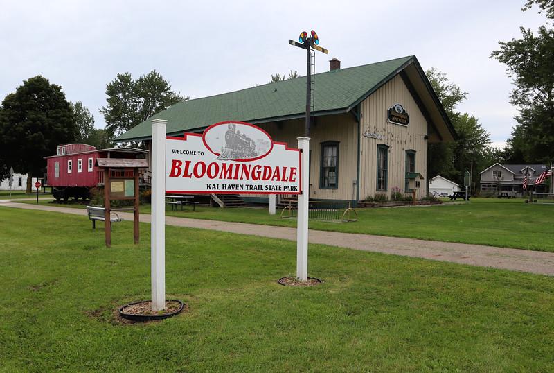 Museum in Bloomingdale