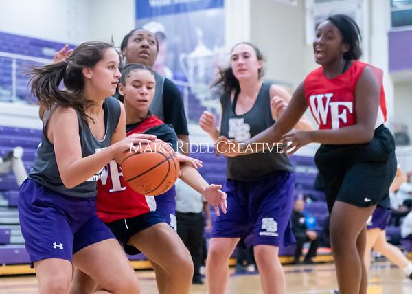 Broughton girls basketball vs Wake Forest. November 14, 2019. D4S_9890