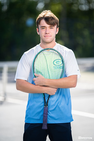 9-27-20 Garber Varsity Tennis Photos