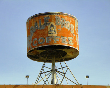 California Water Towers