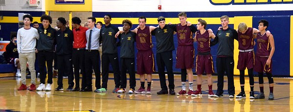 HS Sports  - Annapolis vs. Riverview Boys Basketball