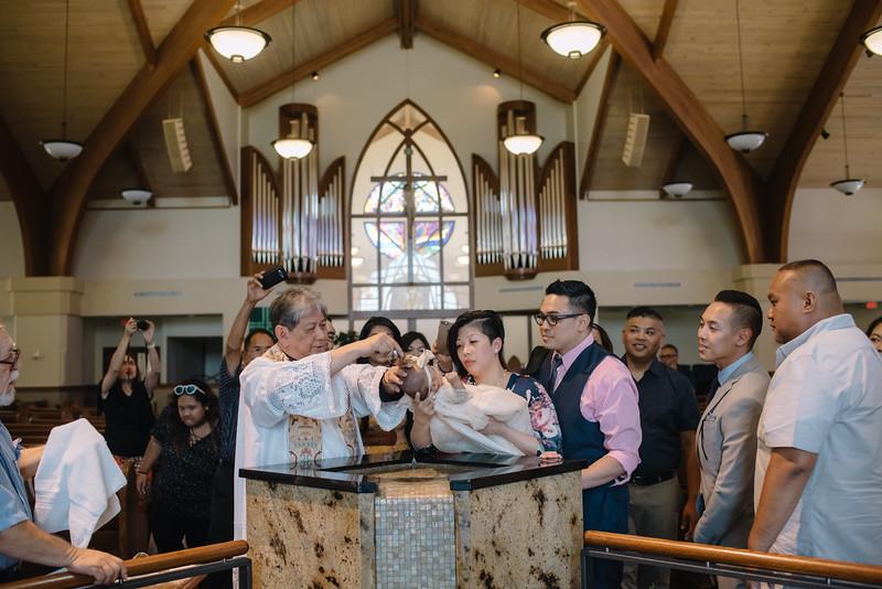 Mikaela's Baptism